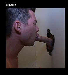 young guy takes straight guys cum